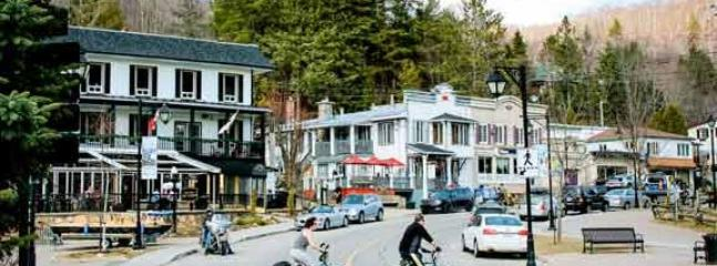Old Tremblant Village (10 minutes away)