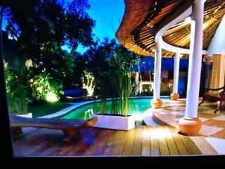 4BR-A modern Balinese Style Villa in Umalas, Kuta