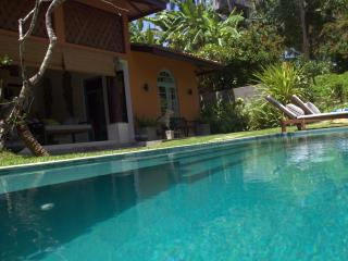 Little Cove villa with pool and best surfing spot, Dikwella