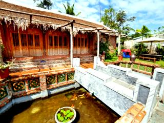 TROPICAL GARDEN BUNGALOW, An Bang Beach, Hoi An