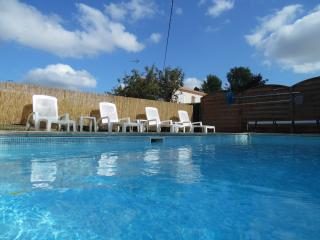 Vendee village Gite - Private Pool - sleeps 10, La Chataigneraie
