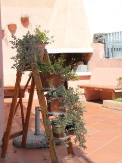 Villetta Rosa, Villaggio Piras, La Maddalena Barbecue esterno
