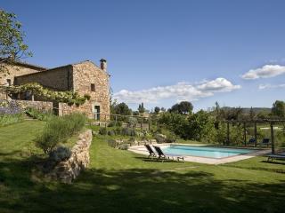 Villa Podernovo, Monticiano