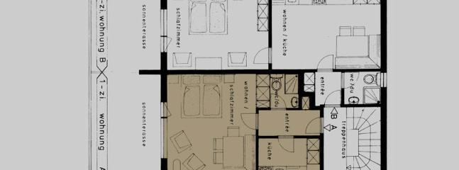 Haus Basilisk - Grundriss