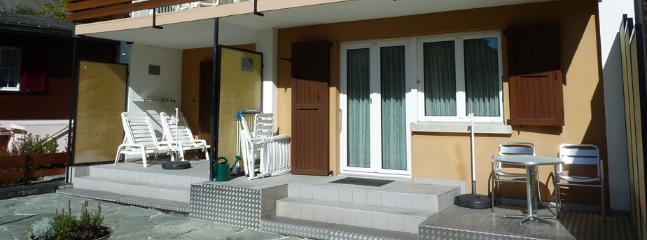 Haus Basilisk - Terrasse