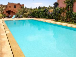 Enchanting Moroccan flat with pool, Taghazout