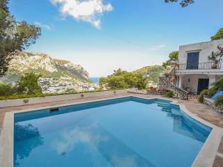 Villa La Vedetta, Capri