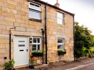 Brackenlea Cottage, Northumberland National Park. 200 year old stone cottage.