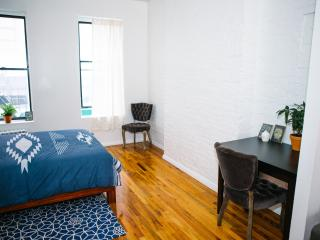 Sunny 1,5 BR in Meatpacking district/Chelsea, Nova York