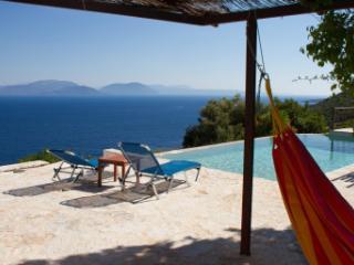 Villa Katsika, one of the best sea view on Lefkada island, Sivota