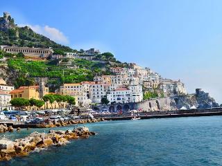 Travels all over the Amalfi Coast