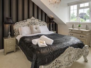 Feature Double Bedroom with French Rococco Style Bed
