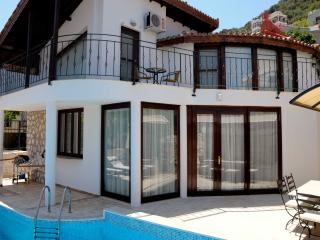 Villa Josephina from the pool