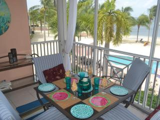 Cayman Kai Beachfront Condo Rental
