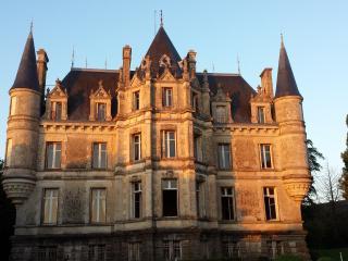 Les Cèdres, La Chataigneraie