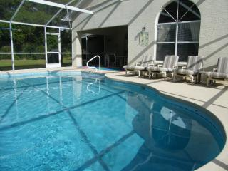 "Kissimmee, Florida, ""Amazing Castle in the Sun with Private South Facing Pool"""