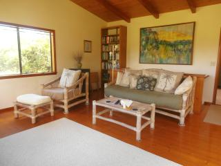 large ocean view home No Cleaning Fee. Short walk to ocean. Near new Lava Beach