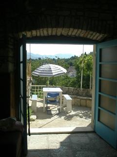 terrace 12 m2