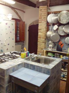 cucina casa padronale