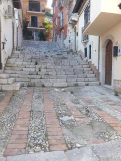 CASA LILI stairs