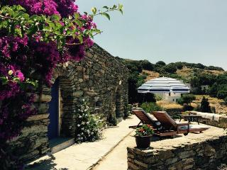 2 Singles - Andros Island Greek Rentals
