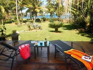 Villa Ibiscus - Ocean Front Villa, Las Galeras