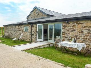 OWL BARN, ground floor, wide doorways, wet room, WiFi, enclosed private garden, near Tavistock, Ref 23660