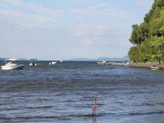 Lake Champlain, Colchester