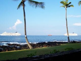 Amazing Kona Hawaii Ocean Front Condo, KONA REEF, Kailua-Kona