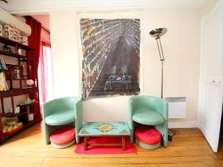 Apartment - 24m² - 1 bedroom - 2pax - Paris 9th, París