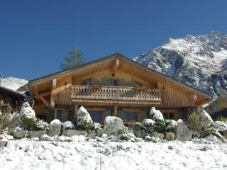 Chalet des Celts: 4 bed traditional family chalet, Chamonix