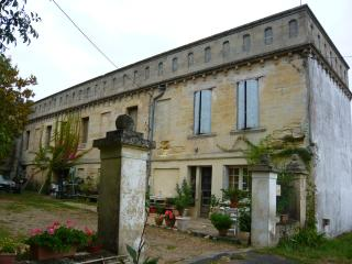 Fabulous loft (with further rooms if required) in an ancient chateau surrounded by organic orchards