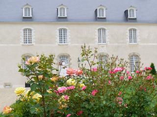 Château d'Hauterives XVIIIème ISMH, Laval