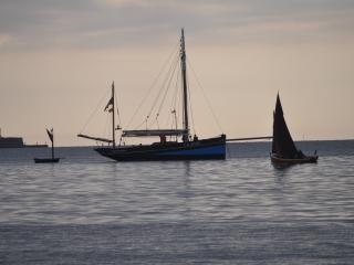 gite de bord de mer, Quettehou