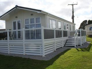 2 Bedroom Platinum luxury lodge near Polperro