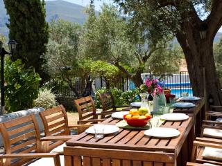 Almond Hill House: beautiful farmhouse, olive groves, gated pool - near Granada