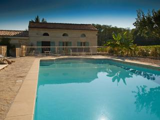 Blaye - Chateau on vineyard, with exclusive pool