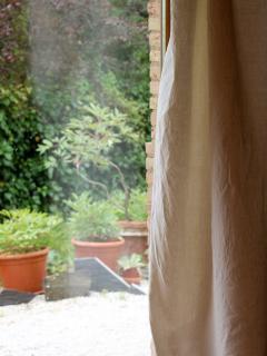 vue sur votre jardin privé