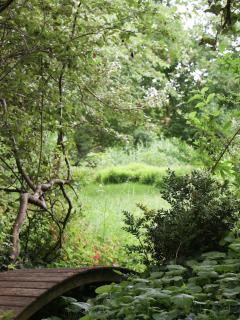 un jardin inspiré par Gilles Clément