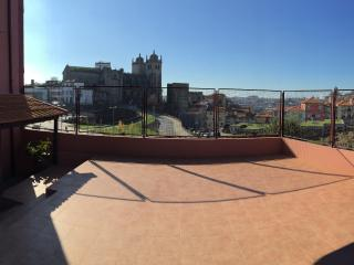 Amazing Terrace in Downtown, Porto