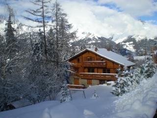 Luxury Self-Catered Ski Chalet in Valfrejus