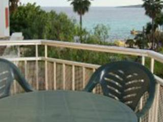 Apartment 1,2,3bedroom. balcony, stunning seaview, 50 mtrs from beach
