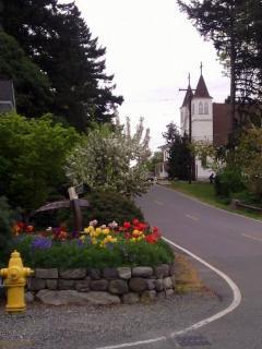 nearby catholic church
