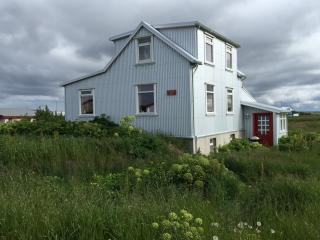 Roðgúll - a unique house, Stokkseyri
