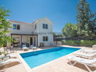 Mandali 14 | 3 bed villa with pool & free WiFi, Protaras