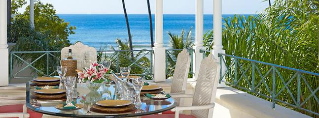 SPECIAL OFFER: Barbados Villa 376 This Well-appointed Two-storey Penthouse Apartment Offers An Idyllic Beachfront Living Experience., Speightstown