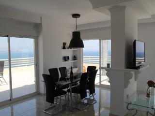 Stunning first line beach penthouse in Fuengirola