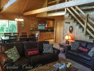 Mountain Top Cabin, Seven Devils