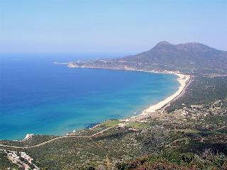 Alloggio per 4 persone a Buggerru in Sardegna