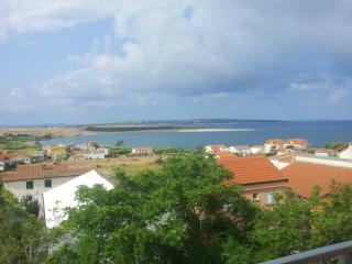 Roof top apartment in Island of Pag,Povljana